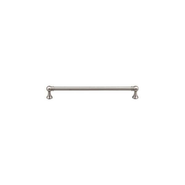 """Top Knobs TK806 Kara 8-13/16"""" Center to Center Handle Cabinet Pull from the Serene Series - n/a"""