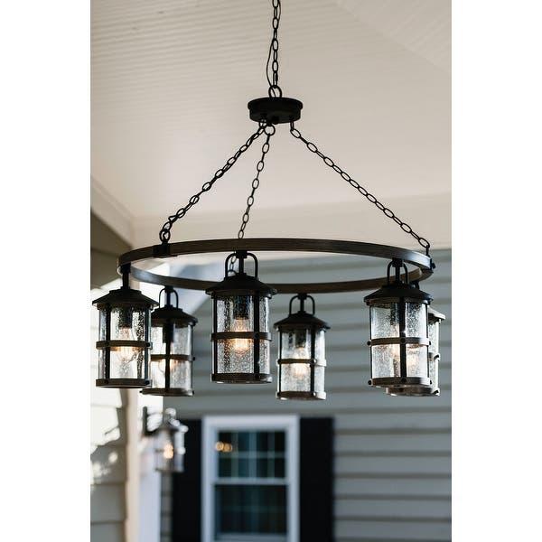 Hinkley Lighting 2689 Lakehouse 6 Light