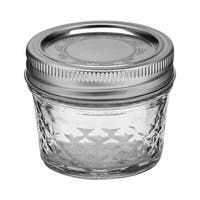 Ball 1440080400 Regular Mouth Jelly Jars, 4 Oz, Box of 12 jars
