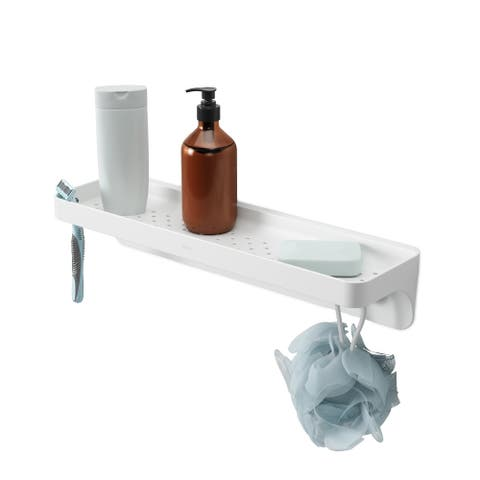 Flex Sure-Lock Bathroom Storage Shelf