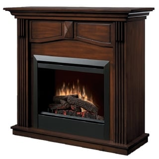 Dimplex DFP4765BW Holbrook 23 Inch Electric Fireplace
