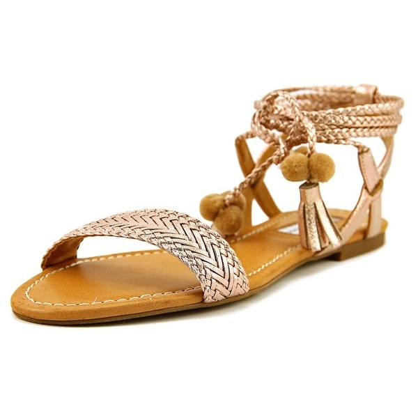 INC International Concepts Ganice 2 Women Pearl Rose Sandals