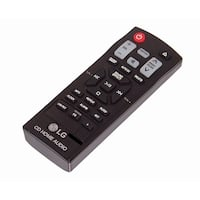 NEW OEM LG Remote Control Originally Shipped With CM4360