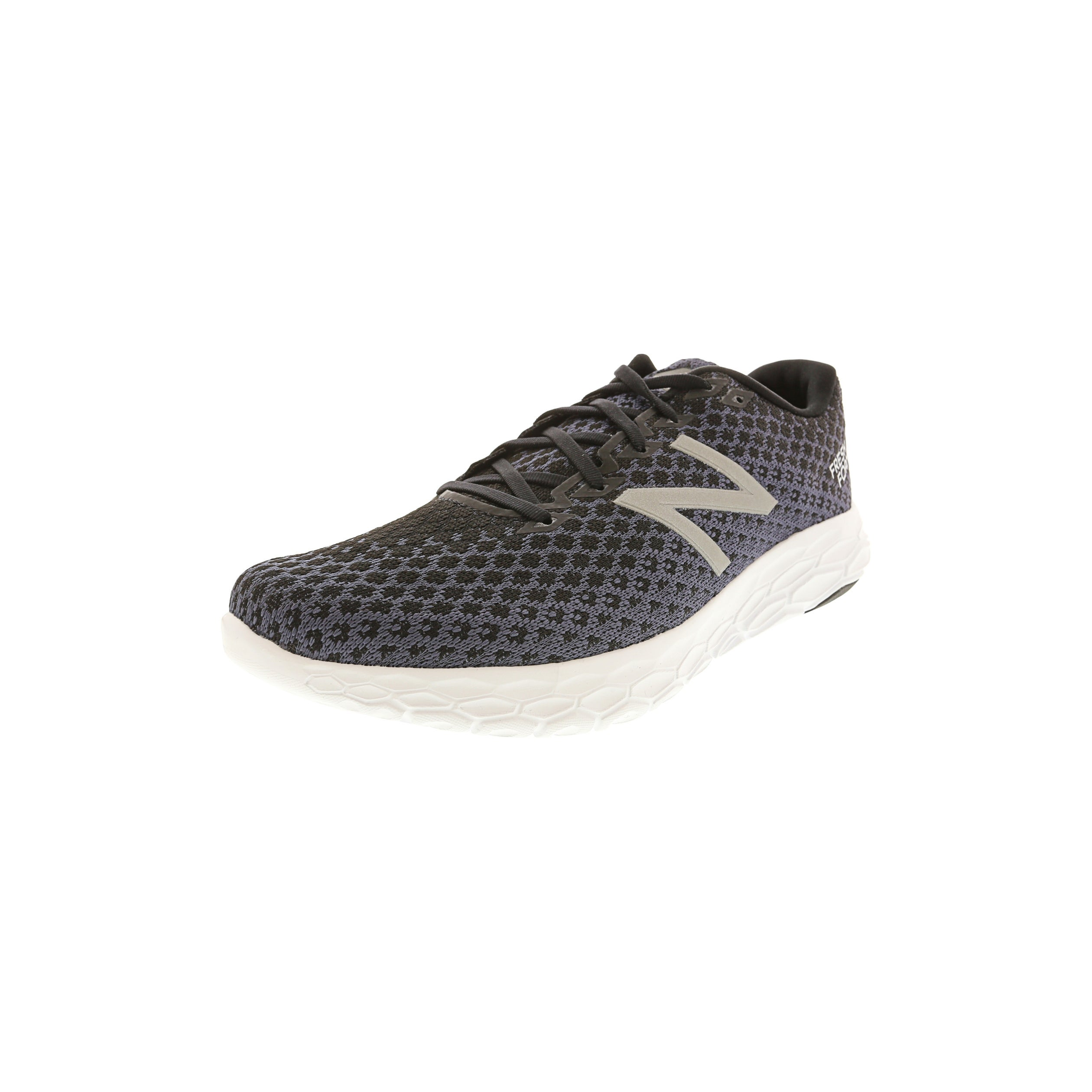Mbecn Ankle-High Mesh Running Shoe