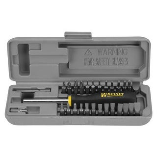 Wheeler 664-507 wheeler space-saver screwdriver set