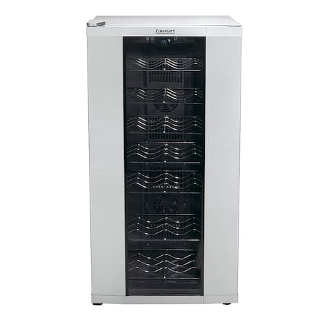 Cuisinart CWC-3200 32-Bottle Private Reserve Wine Cellar, Stainless
