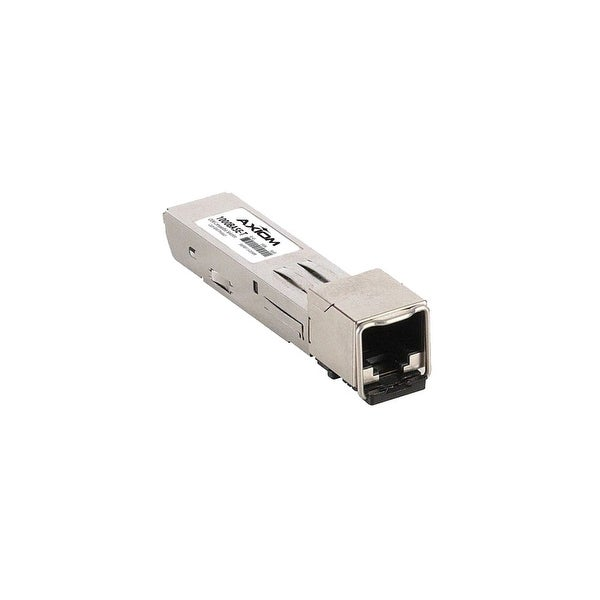 Axion GP-SFP2-1T-AX Axiom Mini-GBIC 1000BASE-T for Force 10 - 1 x 10/100/1000Base-T LAN100 Mbit/s