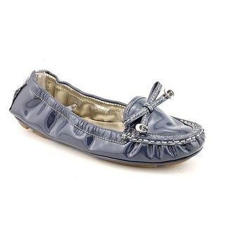 Coach Isabelle Women Patent Leather Moccasins