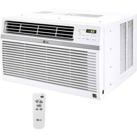LG LW8016ER 8,000 BTU 115V Window Air Conditioner - 8,000 BTU