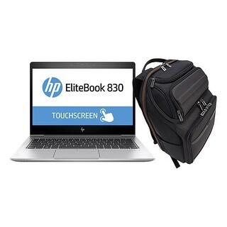 """HP EliteBook 830 G5 Laptop w/ CitySmart EVA Pro 15.6 Backpack EliteBook 830 G5"""