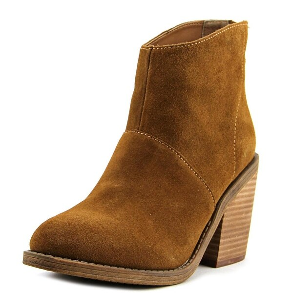 Steve Madden Shrines Women Chsnut Boots
