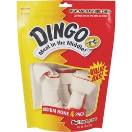 Dingo 4 Pk Dingo Medium Bones
