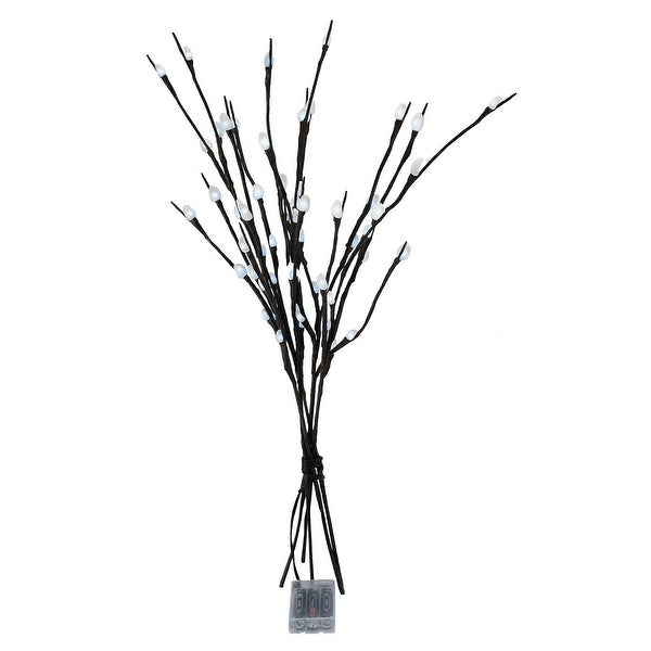 Shop Mark Feldstein Lb11w3tm Led Light Branch 36 Tip Willow With