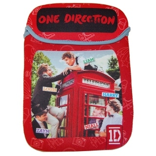 1D One Direction Fabric iPad Sleeve