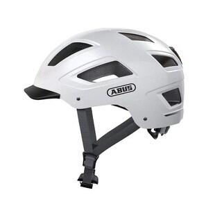 Abus Hyban 2.0 Bike Helmet (Large, Polar White) - Polar White
