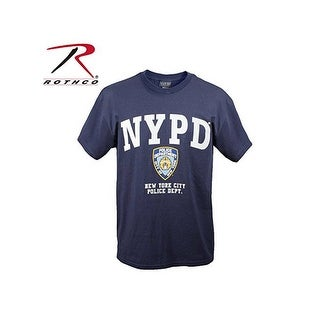 Rothco Officially Licensed Nypd T-Shirt, X-Large