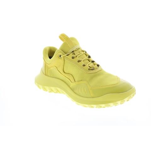 Camper Crclr Yellow Womens Euro Sneakers