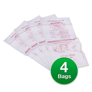 Kirby 205814A / Style F Genuine Vacuum Bags - 2 Pack