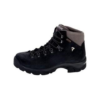 Boreal Climbing Boots Mens Lightweight Atlas Marino Black