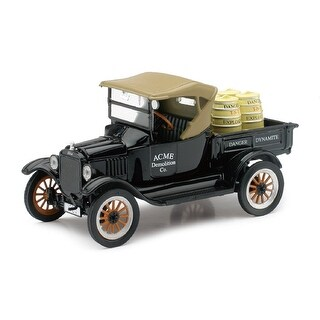 New-Ray SS-55153 1-32 11925 Model T Ford Pick Up, Multi-Color