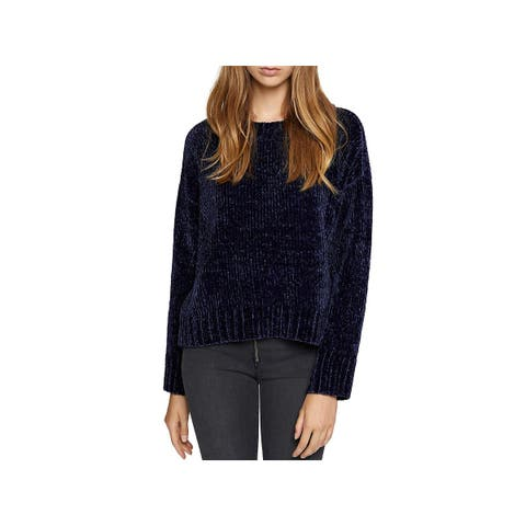 Sanctuary Womens Pullover Sweater Chenille Casual