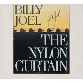 Billy Joel The Nylon Curtain Album Cover JSA S26645