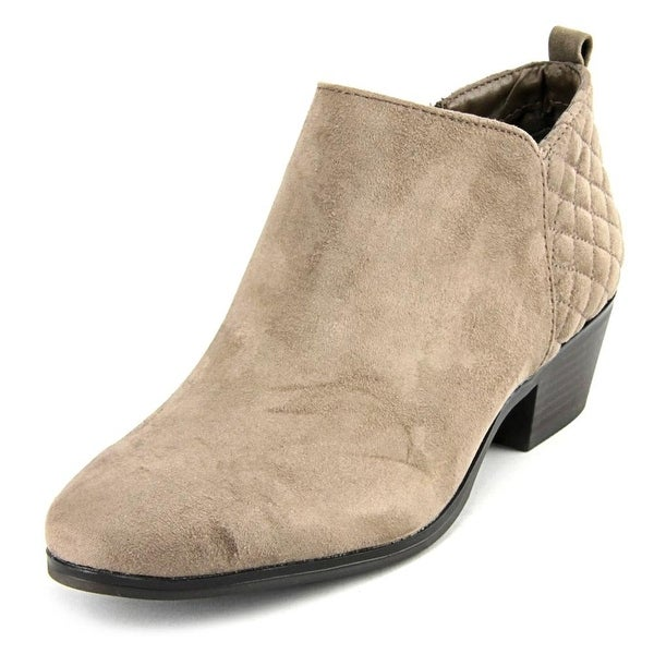 Style & Co Wessley Round Toe Synthetic Bootie