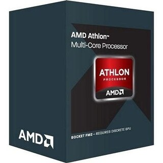 AMD AD370KOKHLBOX AMD Athlon X2 370K Dual-core (2 Core) 4 GHz Processor - Socket FM2Retail Pack - 1 MB - Yes - 4.20 GHz