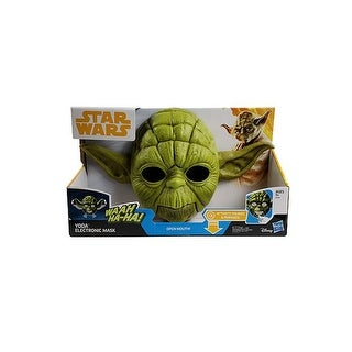 Star Wars Yoda Electronic Mask