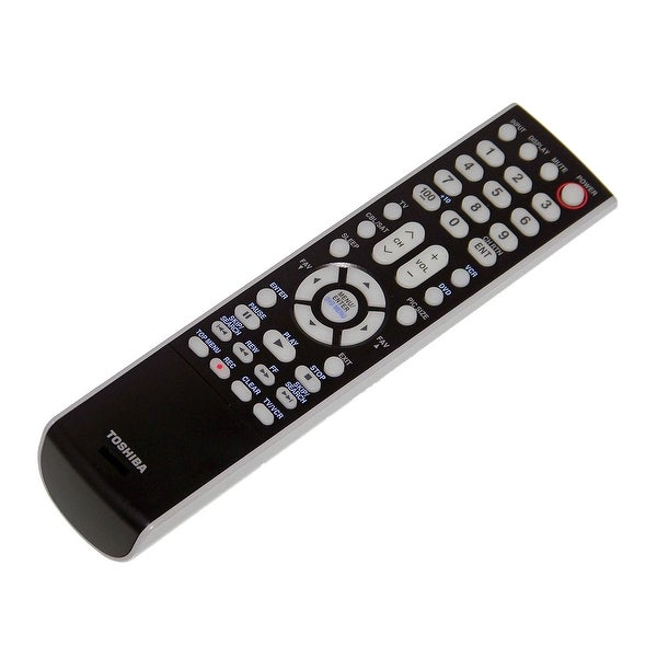 OEM Toshiba Remote Control Originally Shipped With: 20DL76, 20HL67, 50HP66, 23HL85, 42HP16, 20HL85