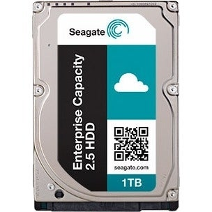 """Seagate Technology ST1000NX0313 Seagate ST1000NX0313 1 TB 2.5"" Internal Hard Drive - SATA - 7200 - 128 MB Buffer"""