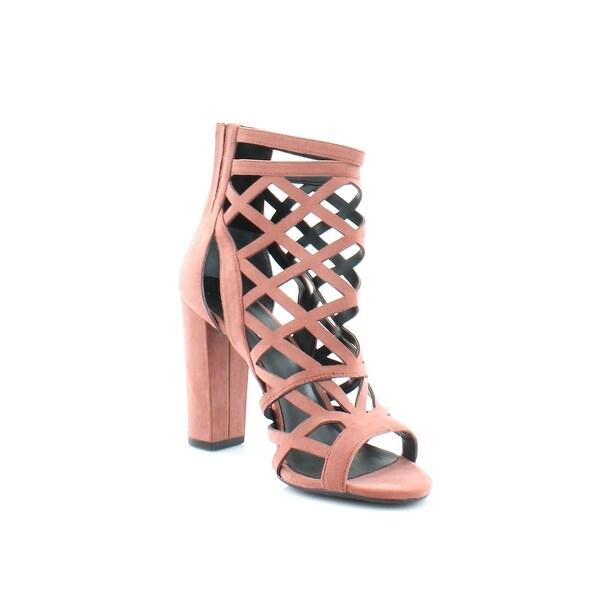 Guess Eriel Women's Heels Light Pink