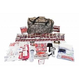 FSDK-Camo Wheel Bag Deluxe Food Storage Survival Kit, Camo