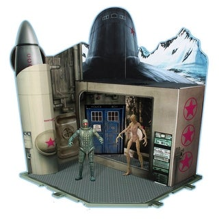 Doctor Who Cold War Time Zone Playset - multi