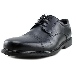 Rockport Charles Road Men  Cap Toe Leather  Oxford