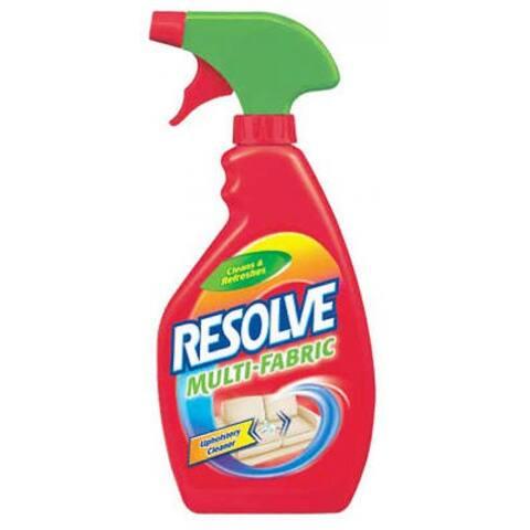 Resolve 1920079838 Multi-Fabric Cleaner, 22 Oz