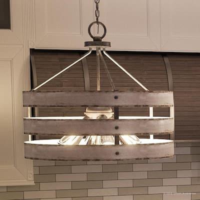 Metallic Rustic Ceiling Lights