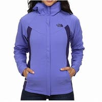 The North Face Purple Womens Size Small S Maddie Raschel Jacket
