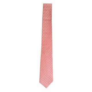 Countess Mara Men's Pineta Grid Tie (OS, Multi) - Multi - OS