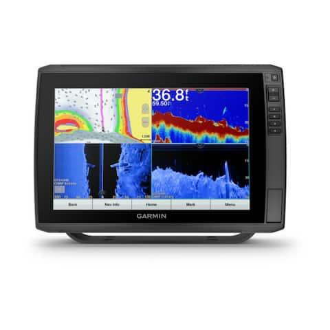 Garmin echoMAP Ultra 126sv 12 Inch Touchscreen Chartplotter/Fishfinder Combo