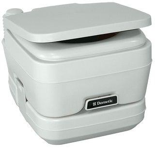 Dometic 964 msd portable toilet 2.5 gallon platinum 311196406