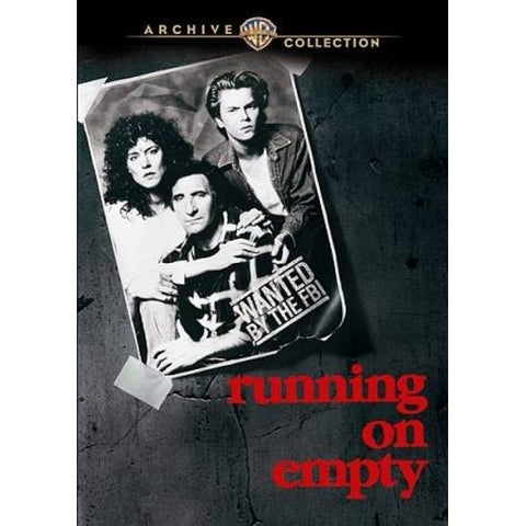 Running on Empty - DVD