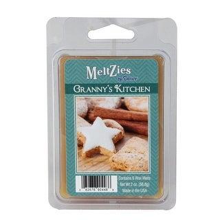 Meltzies Granny's Kitchen Scented Wax Cube Melts - 2 oz. - Orange