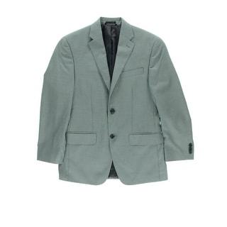 Sean John Mens Pindot Two Button Sportcoat - 44L