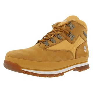 Timberland Euro Hiker Gradeschool Boots Boy's Shoes