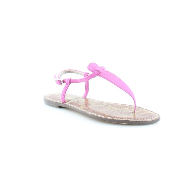 5eac1baed899 Shop Sam Edelman Gigi Women s Sandals   Flip Flops Hot Pink - 6 ...