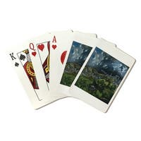 View of Toledo (El Greco) Masterpiece Classic (Poker Playing Cards Deck)