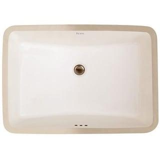 "Rohl FE2282 22-7/8"" Undermount Bathroom Sink"