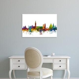 Easy Art Prints MIchael Tompsett's 'Venice Italy Skyline' Premium Canvas Art