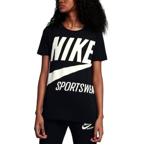 Nike Womens T-Shirt Yoga Fitness